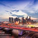 Singapore in Time-Lapse