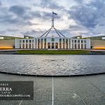 Canberra in Time-Lapse