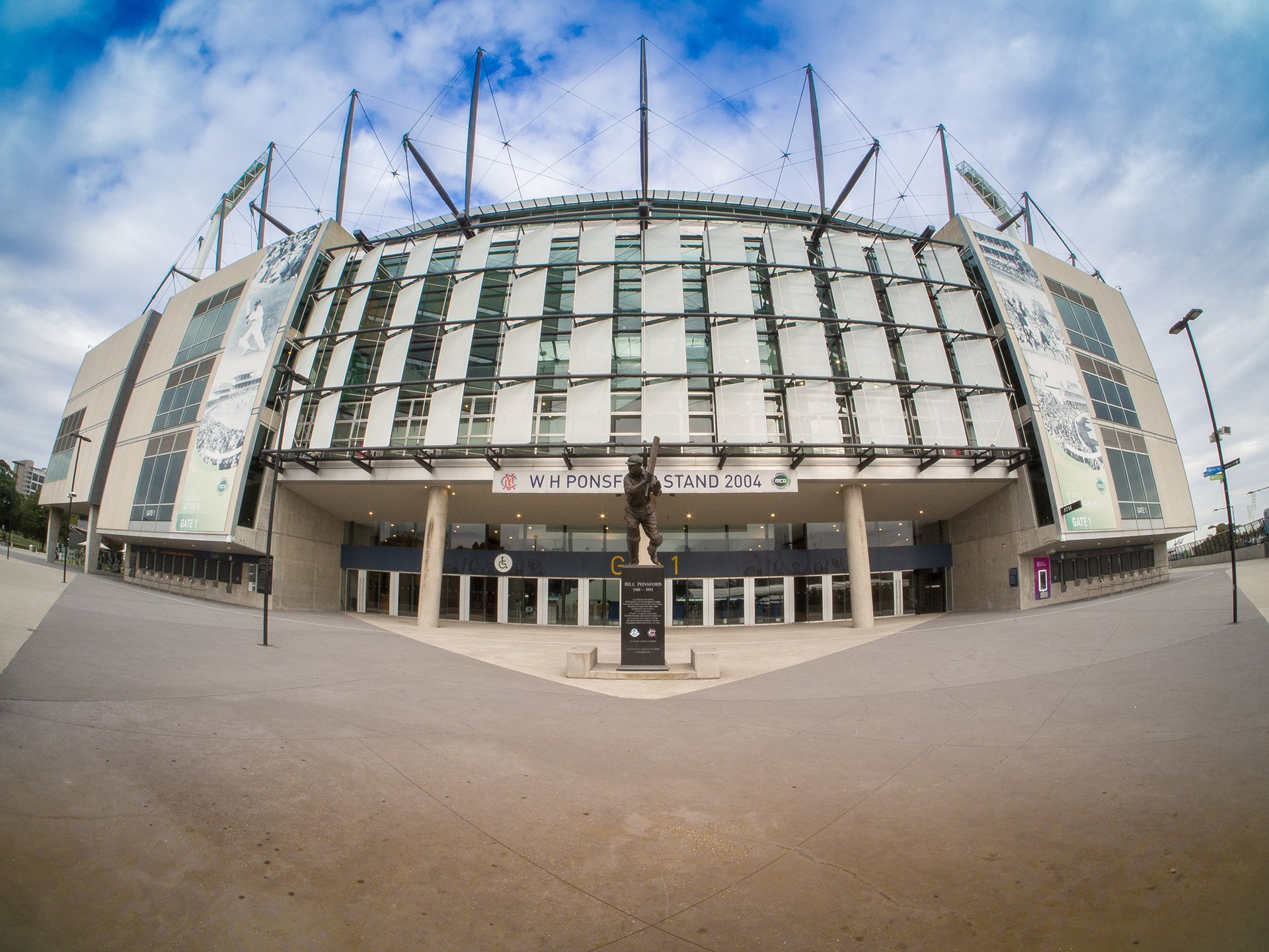 After-The Melbourne Cricket Ground