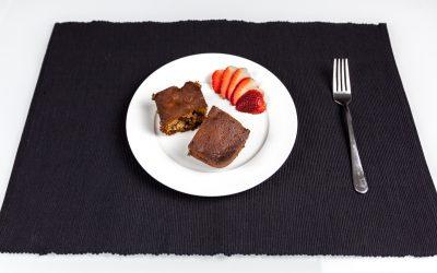 Chocolate Rum Raisin and Cherry Cake