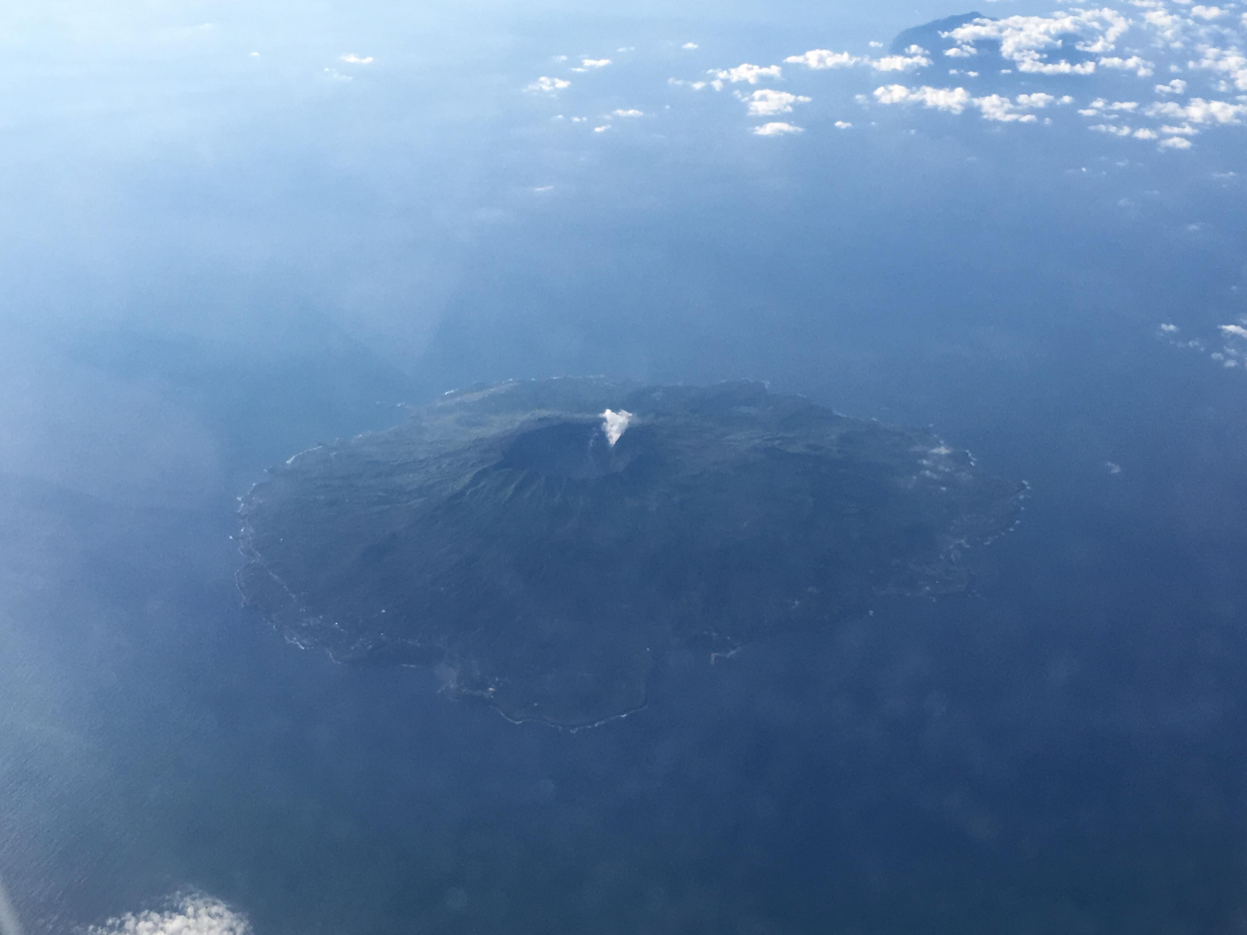 Volcano-in-the-ocean
