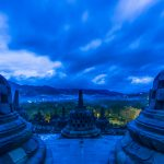 A weekend in Borobudur