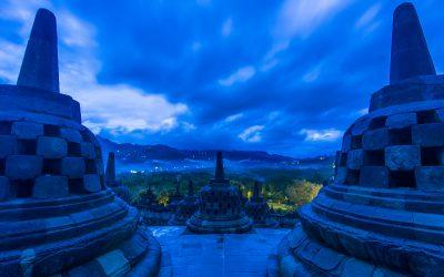 A weekend in Borobudur