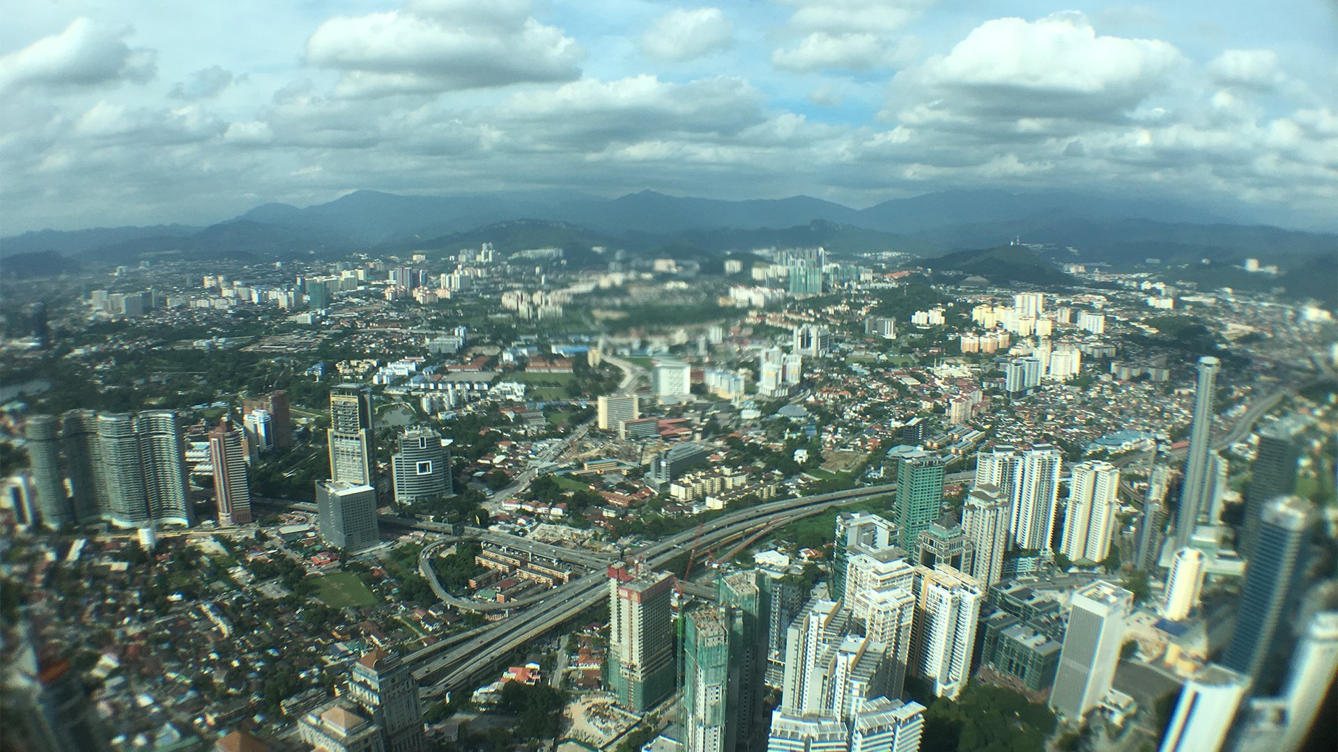 KL from Petronas 03