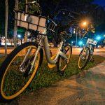 Bike sharing in Singapore
