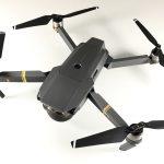 Maiden Drone Voyage