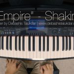 "Studio Recording: ""Empire"" – Shakira (Piano Cover)"