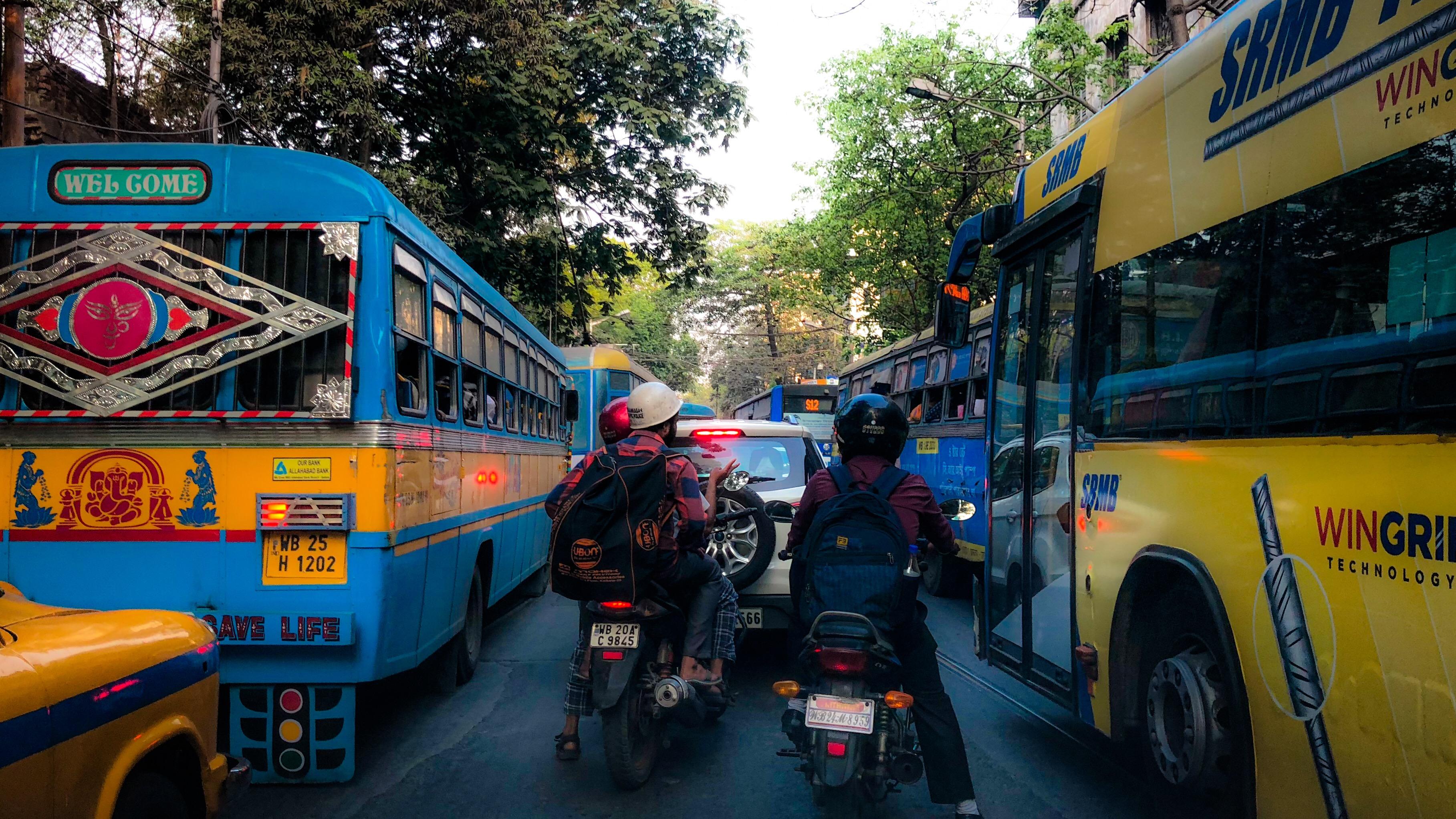 Kolkata-Gridlock