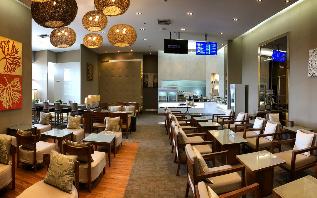 Premium Lounge at Chiang Mai
