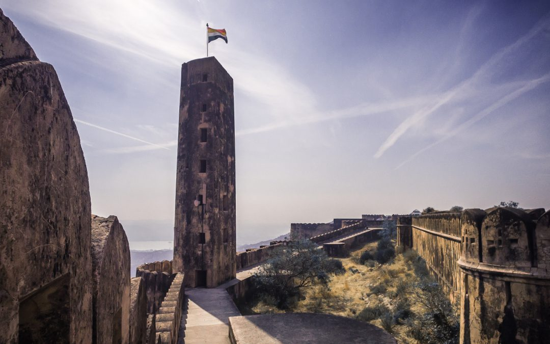 The Jaigarh Fort: A Walking Tour
