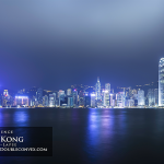 Hong Kong in Time-Lapse