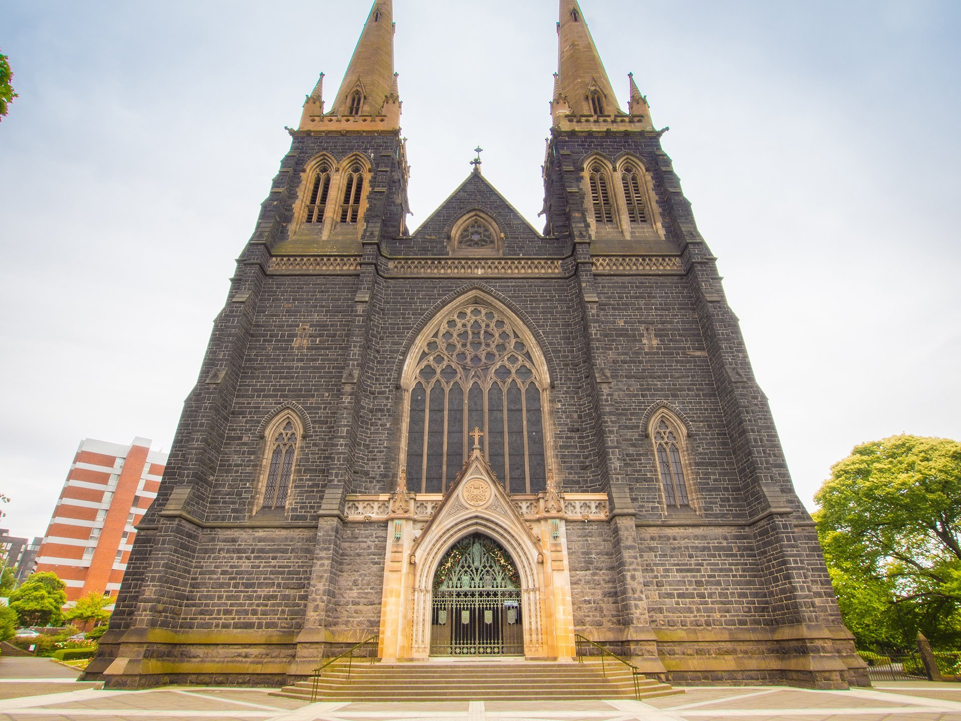 St. Patricks - Wide Angle