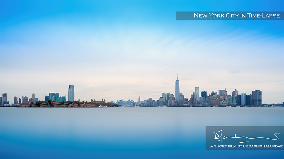 New York City in Time-Lapse