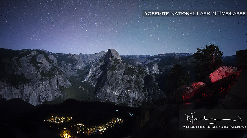 Yosemite in Time-Lapse 2014
