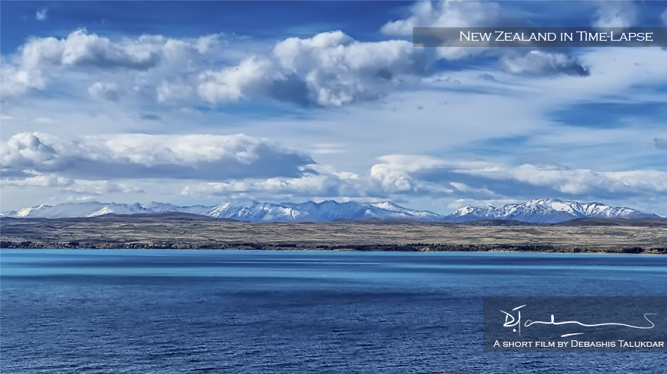 New Zealand in Time-Lapse