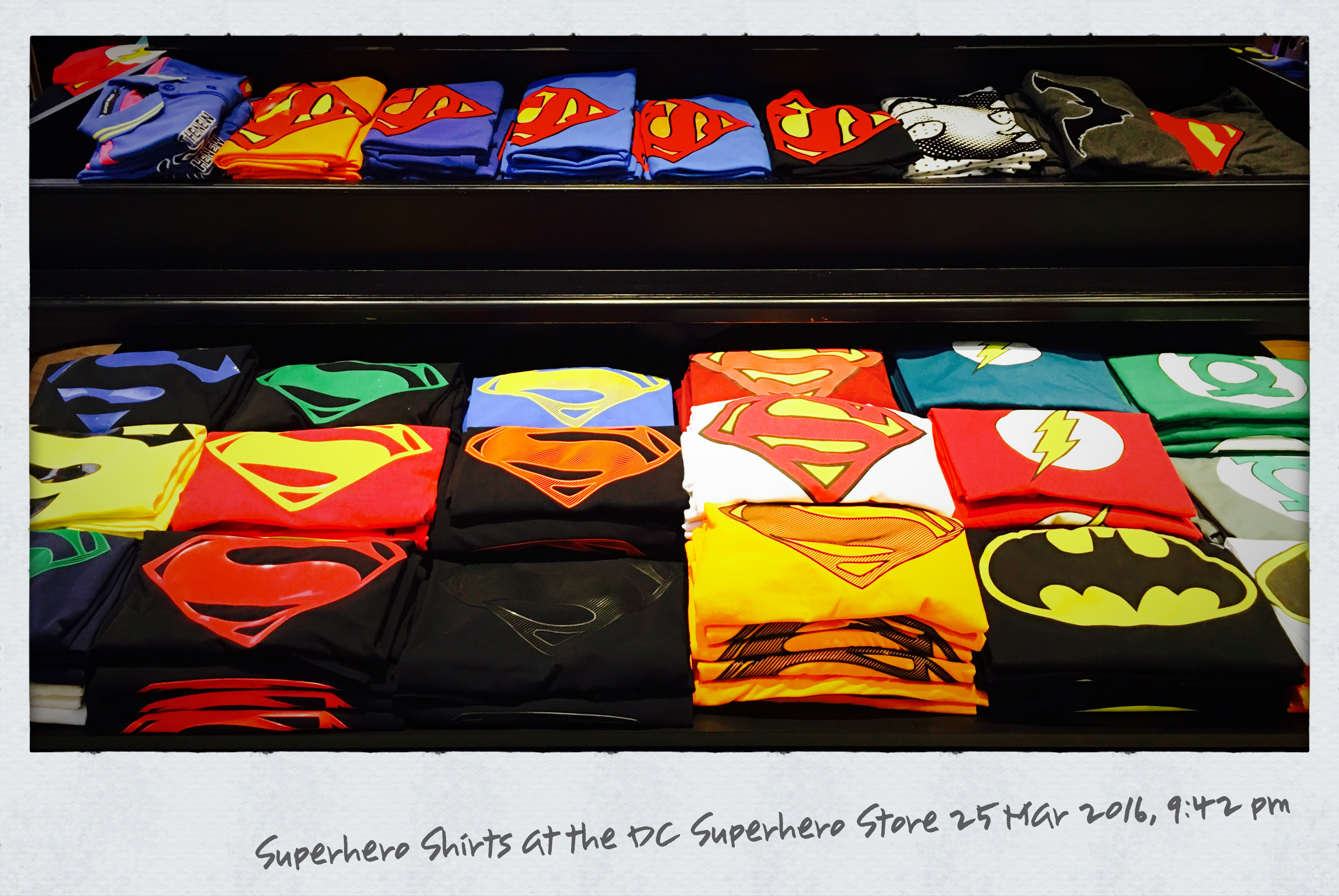 tshirts-at-the-dc-superhero-cafe