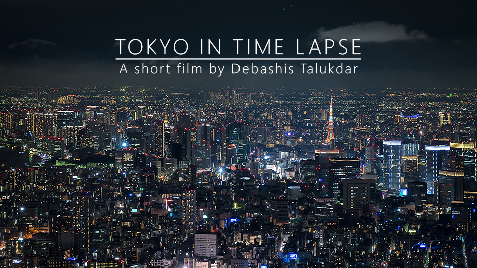 Tokyo in Time Lapse