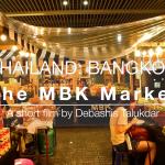 Bangkok's MBK Market