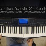 "Studio Recording: Theme from ""Iron Man 3"" – Brian Tyler (Piano Cover)"