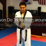 Tae Kwon Do Tricks from around 2005