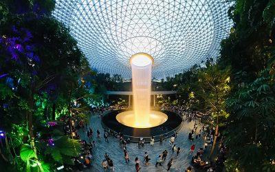 The Jewel at Changi