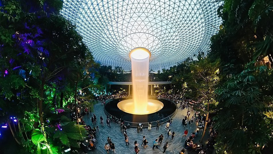 The Jewel at Changi