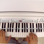Game of Thrones Piano Cover
